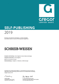 Urkunde SELF PUBLISHING klein
